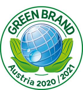Green Brand Austria 2020-21